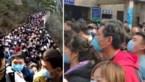 Lockdown nog maar pas opgeheven, maar Chinezen trekken er al massaal op uit
