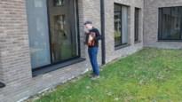 Dirik Bosman fleurt Kamps WZC op met zijn deuntjes op accordeon