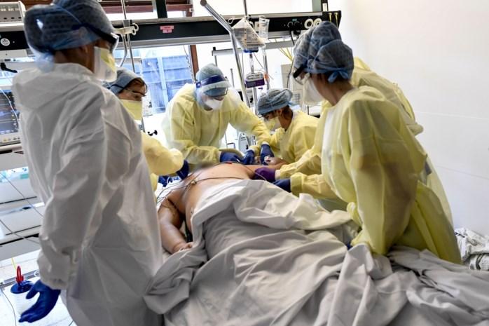 Driekwart van overleden coronapatiënten sterft op gewone afdeling