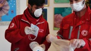 """Rode Kruis: """"Coronacrisis mogelijk grootste ramp sinds Tweede Wereldoorlog"""""""