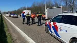 E314 tussen Nederland en Maasmechelen afgesloten na zwaar ongeval aan grens