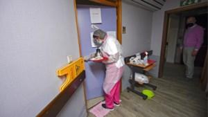 Waarom besmette bewoners vaak in het rusthuis blijven