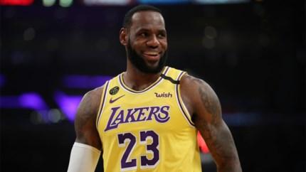 NBA-vedette LeBron James staat nu wel open voor wedstrijden zonder publiek