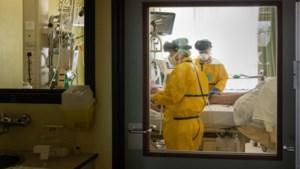 Voor het eerst daling van aantal coronapatiënten in ziekenhuizen