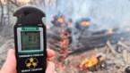 Bosbrand Tsjernobyl woedt al zes dagen, bezorgdheid over straling