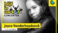 Veelzijdige Joyce uit Neeroeteren geeft een prachtig Blijf in uw kot-pianoconcert