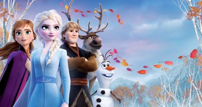 Disney geeft populair 'Frozen'-figuurtje eigen onlinereeks