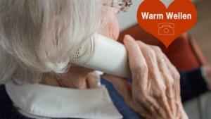 Senioren krijgen telefoontje van de gemeente