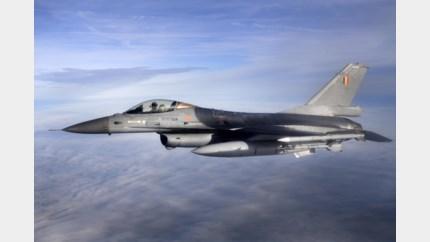 F-16's weer in de lucht na drie weken rust