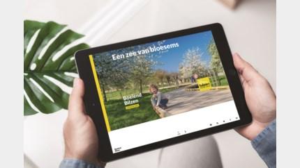 Bilzen kiest voor innovatief online magazine