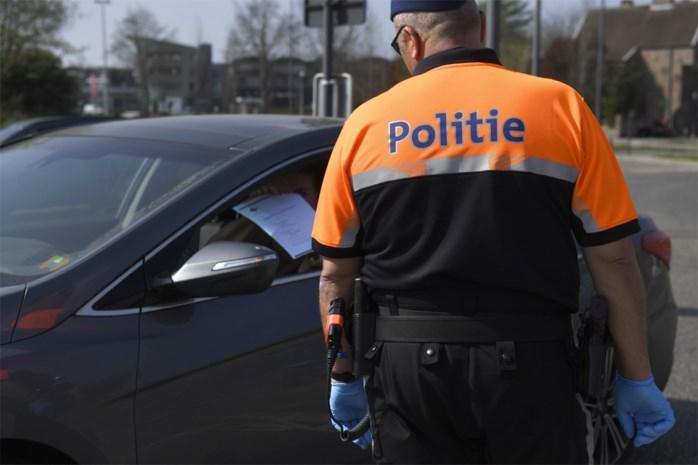 Net geen 2.700 coronaboetes in Limburg, ook lichte daling intrafamiliaal geweld