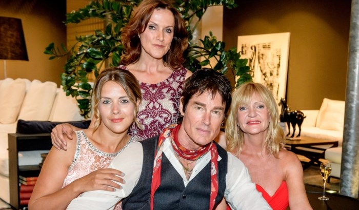Ronn Moss van 'The Bold and The Beautiful' zit vast in Antwerpen