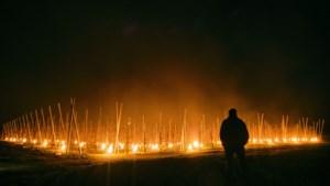 Nu nog code oranje voor brandgevaar, volgende week nachtvorst