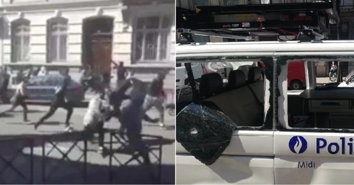 """Burgemeester en familie roepen op tot kalmte in Anderlecht. """"Rouw en verdriet mogen geen excuus zijn voor geweld"""""""
