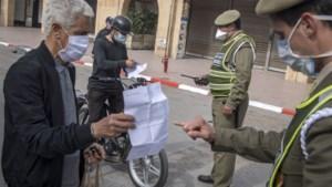 4.300 arrestaties in Marokko voor overtreden coronamaatregelen in één weekend