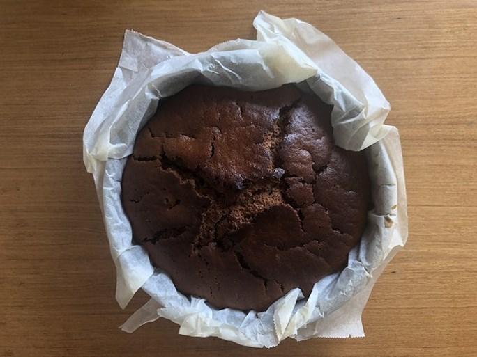 Deze chocoladetaart maken zonder eieren en boter, lukt dat?
