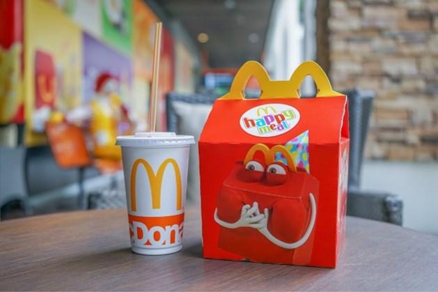 McDonald's helpt je thuis een echte Happy Meal voor te schotelen