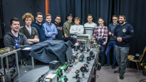 Studenten UHasselt mogen gaan experimenteren in ruimtestation ISS