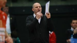 Opvallend: coach Joel Banks heeft nog steeds niet bijgetekend bij Greenyard Maaseik