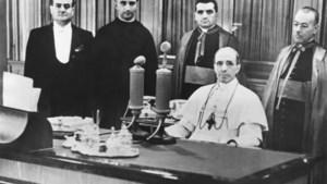 """""""Paus Pius XII was op de hoogte van Amerikaanse brief over Holocaust"""""""