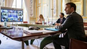Terugkeer naar school in Frankrijk gebeurt op vrijwillige basis