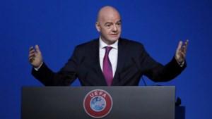 FIFA gaat 150 miljoen dollar verdelen onder voetbalbonden