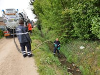 """Ernstig vervuiling in Wermersbosbeek net op tijd opgemerkt: """"Anders zou de schade enorm zijn"""""""