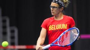 """Tennisster Kirsten Flipkens hekelt optreden van politie na boete: """"Als een crimineel met sirenes aan de kant gezet"""""""