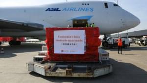 Voor het eerst Chinese coronadiplomatie in Limburg