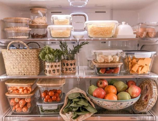 #fridgegoals: zo 'Kondo' je zelf je koelkast