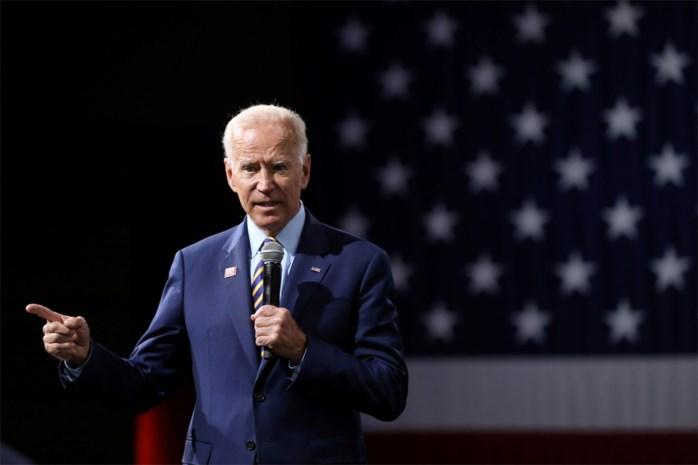 Joe Biden krijgt de steun van Nancy Pelosi in zijn strijd tegen Donald Trump
