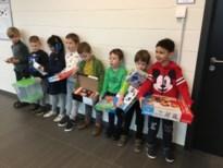Kinderen van de Wikke willen iedereen danken voor de jaarlijkse steun door kalenderverkoop