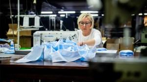Ook Limburgse bedrijven maken mondmaskers, al is de productie eerder kleinschalig