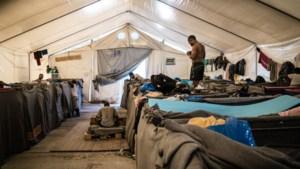 Migrantenkamp op Griekse eiland Samos moet dicht