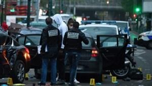 Twee Franse agenten opzettelijk aangereden