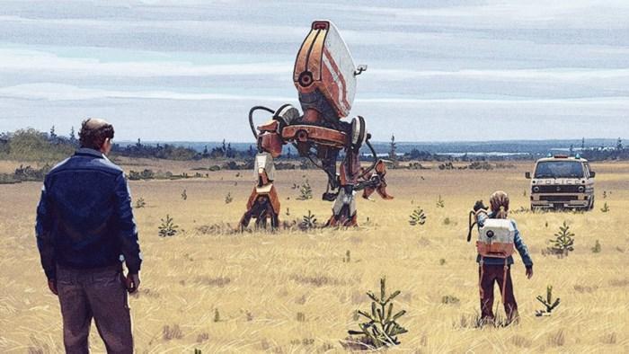 BINGETIP. 'Tales From The Loop' (Amazon) is trage maar beeldschone scifi