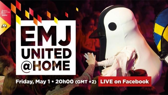 Muziekfestival beleven vanuit je kot: EMJ United brengt online live show