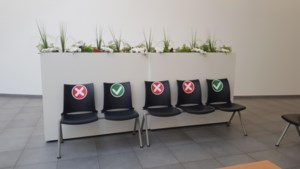 Ziekenhuizen breiden consultaties uit onder strenge veiligheidsmaatregelen
