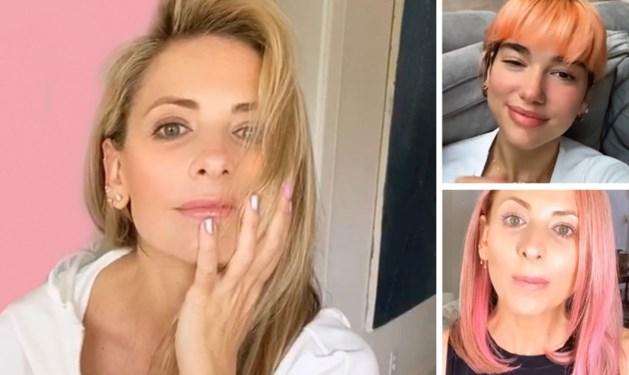 Nog een haarexperiment in Hollywood: Sarah Michelle Gellar zegt blonde lokken vaarwel