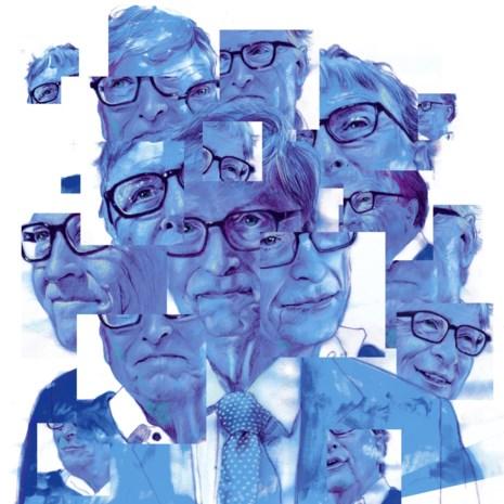 Bill Gates: kruisvaarder tegen corona, en toch door velen gehaat als de pest