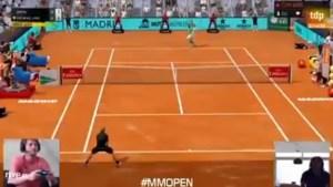 David Goffin maakt indruk op de Playstation, maar grijpt nipt naast zege in virtueel tennistoernooi Madrid