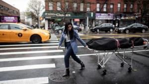 Tientallen lichamen in meerdere voertuigen aangetroffen in New York