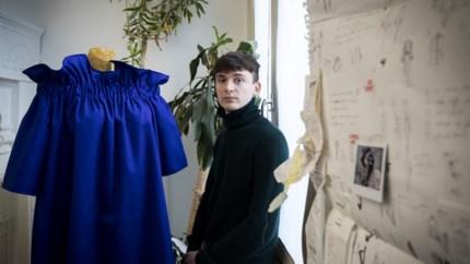 Hasselaar legt mooi parcours af in ontwerpwedstrijd met Heidi Klum