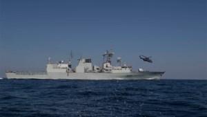 NAVO-helikopter verdwijnt boven Ionische Zee: puin gevonden