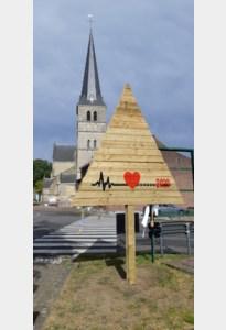 Wensboom vervangt meiboom in Opoeteren