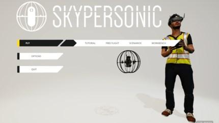 Hasseltse gamestudio ontwerpt simulator voor ontsmettingsdrone tegen corona