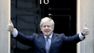 Britse regering had noodplan in geval van overlijden Boris Johnson