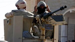 Egypte doodt 18 vermoedelijke jihadisten van Islamitische Staat in Sinaï