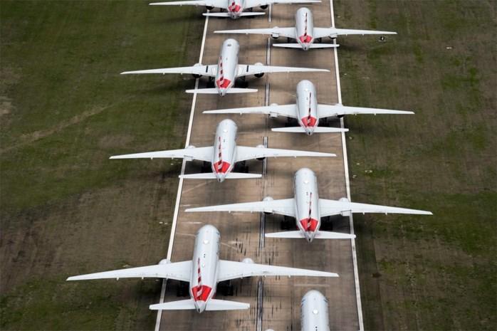 SOS luchtvaart: golf van faillissementen, vliegtuigen op overschot en duurdere tickets