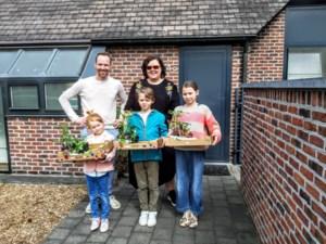 Tuinhier Bilzen leert kinderen thuis tuinieren